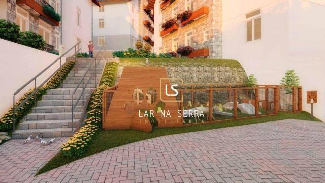 Apartamento à venda, 116 m² por R$ 698.700,00 - Centro - Gramado/RS - Foto 17