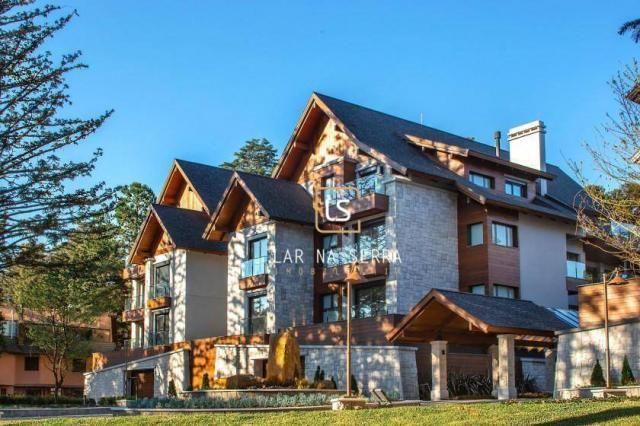 Apartamento com 3 dormitórios à venda, 506 m² por R$ 6.505.008,56 - Planalto - Gramado/RS - Foto 7