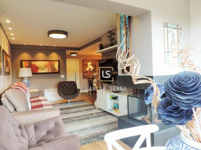 Apartamento com 4 dormitórios à venda, 194 m² por R$ 1.400.000,00 - Centro - Canela/RS - Foto 7