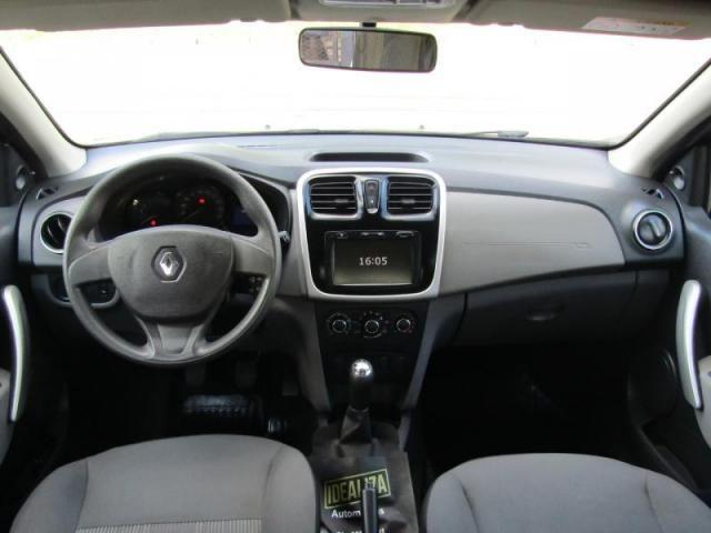 Renault LOGAN Expression Flex 1.0 12V 4p - Foto 11