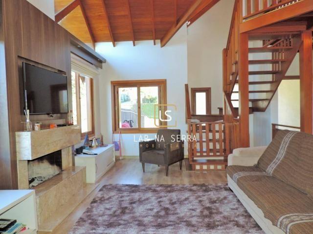 Casa com 3 dormitórios à venda, 328 m² por R$ 1.802.000,00 - Vale das Colinas - Gramado/RS - Foto 5