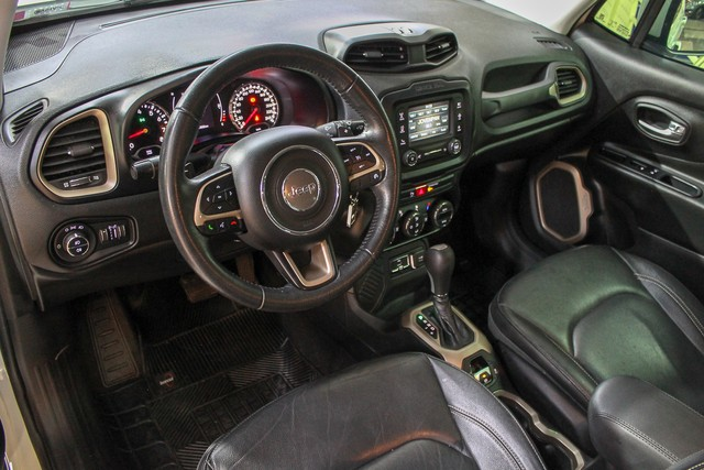 Jeep Renegade Longitude 1.8 4x2 (Aut) (Flex) - Foto 18