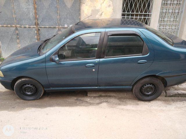 Fiat Siena ano 2000 1.0 8v completa 2020 vist - Foto 2