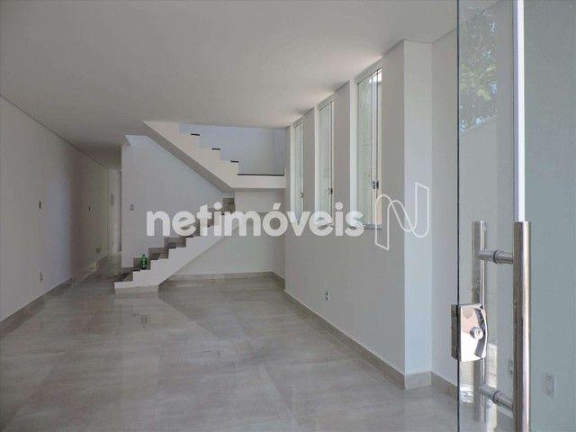 Casa de condomínio à venda com 3 dormitórios em Itapoã, Belo horizonte cod:358126
