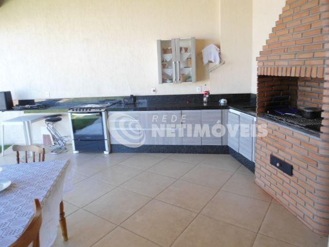 Casa de condomínio à venda com 5 dormitórios em Paquetá, Belo horizonte cod:478247 - Foto 15
