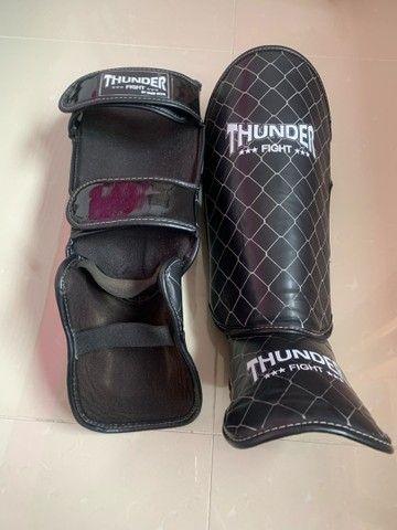 Caneleiras Muay Thai / lutas em geral - Foto 3