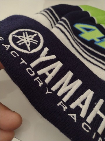 Toca Yamaha bordado $40,00 - Foto 2