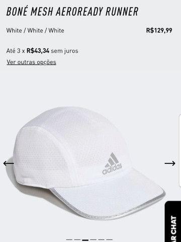Boné Adidas Unissex Novo - Foto 6