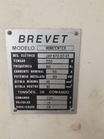 Centro de Usinagem Vertical Brevet CV 216 700 mm - Foto 6