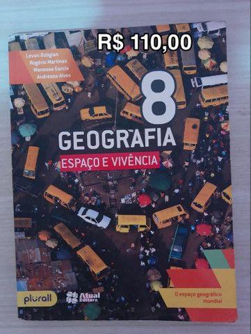 Livros 8° ano