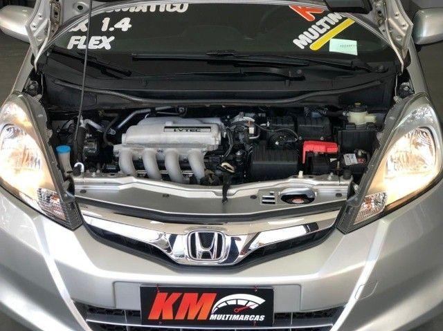 Honda Fit 1.4 Lx 2013 Aut. Muito Novo - Foto 7