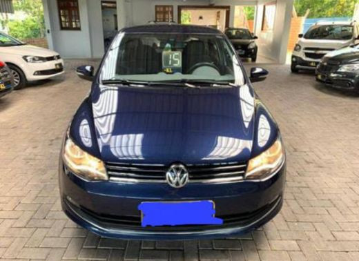 Volkswagen gol azul 2015 1.6 highline 8v Flex 4p manual