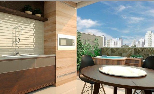 Cobertura à venda, 1 quarto, 2 vagas, Anchieta - Belo Horizonte/MG
