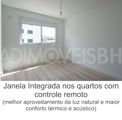 Apartamento à venda, 3 quartos, 1 suíte, 3 vagas, Sion - Belo Horizonte/MG - Foto 10