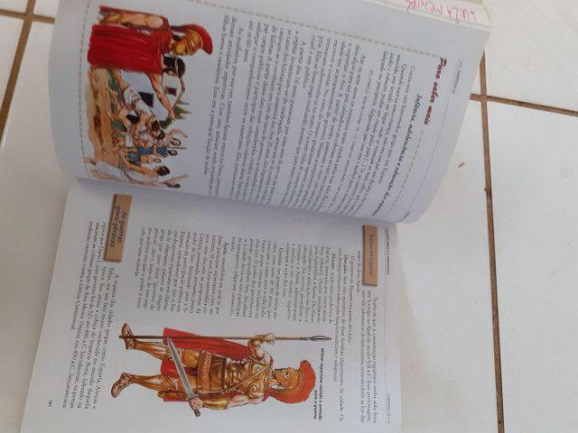 Livros de História antigos  - Foto 4