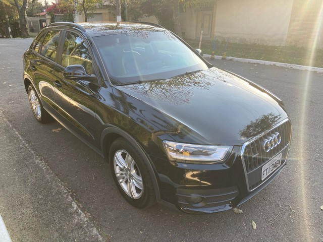 Audi Q3 única dona blindado - Foto 2