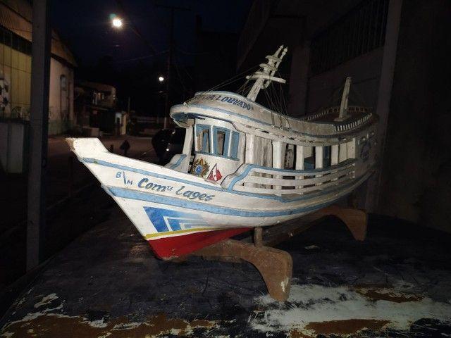 Barco de miriti - Foto 2