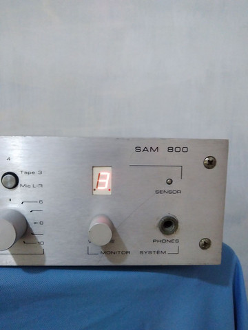 Mixer Cygnus Sam 800 - Foto 2
