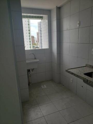RB 086 Encantador apartamento em Casa Amarela com 2 quartos, 42m² - Edf. Studio Thaíza - Foto 3
