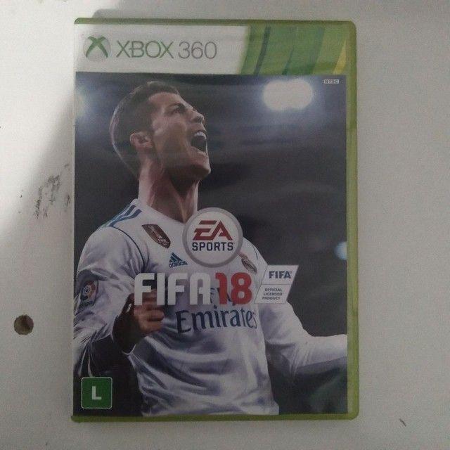 FIFA 18 XBOX 360 ORIGINAL