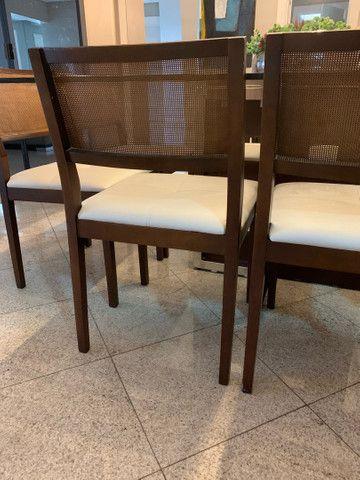 Mesa de jantar 8 cadeiras  - Foto 3