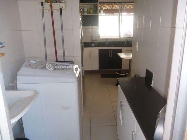 Casa à venda com 3 dormitórios em Castelo, Belo horizonte cod:54522 - Foto 13