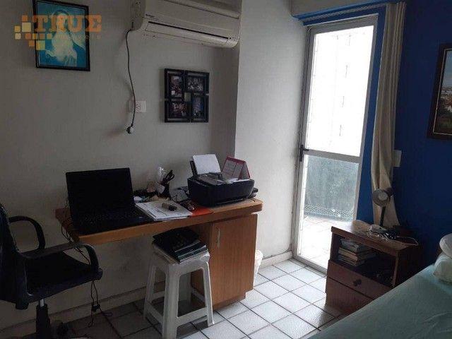 Apartamento com 4 quartos, 143 m² por R$ 780.000 - Espinheiro - Recife/PE - Foto 12