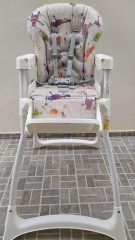 Cadeira de Refeição Papa e Soneca Monstrinhos - Foto 4