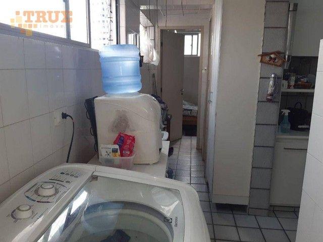 Apartamento com 4 quartos, 143 m² por R$ 780.000 - Espinheiro - Recife/PE - Foto 10