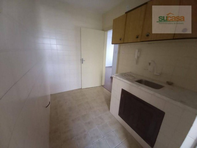 Apartamento com 2 dormitórios para alugar, 85 m² por R$ 800/mês - Rua Andrade Neves- Centr - Foto 12