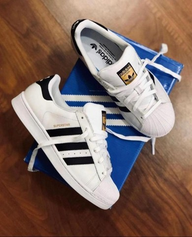 Tênis Adidas Super Star Unisex - Foto 5