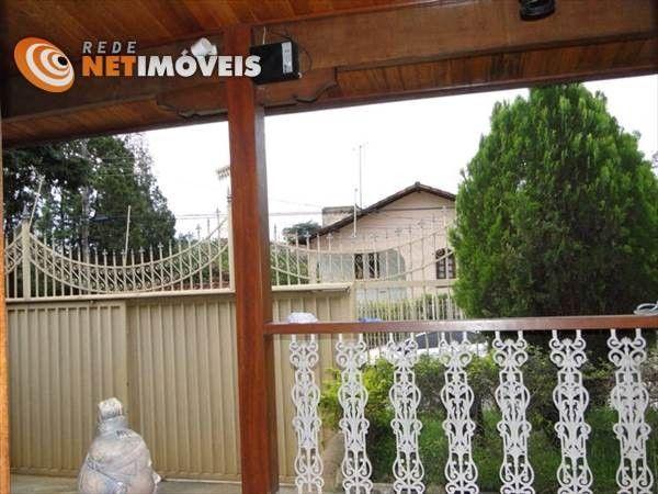 Casa à venda com 3 dormitórios em Céu azul, Belo horizonte cod:505201 - Foto 3