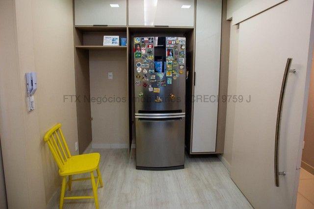 Apartamento à venda, 2 quartos, 2 suítes, 2 vagas, Vivendas do Bosque - Campo Grande/MS - Foto 9