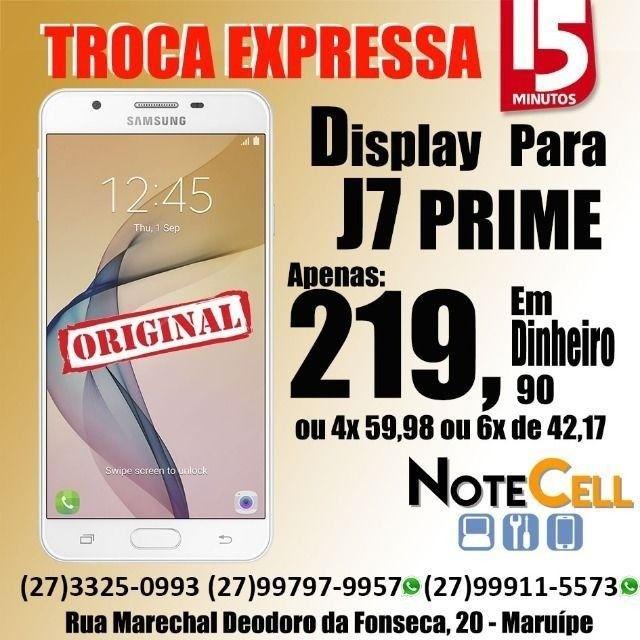 Tela / Display Para Samsung Tela J7 Prime (SM G610) - Instalação em 30 Minutinhos!