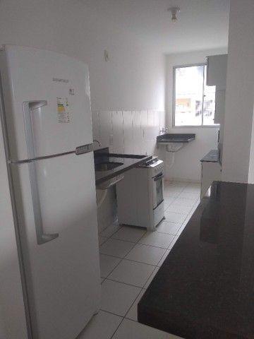 Apartamento Semi mobiliado, com condomínio e IPTU incluído