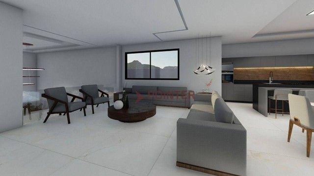Sobrado com 4 dormitórios à venda, 615 m² por R$ 1.899.000,00 - Condomínio do Lago - Goiân - Foto 7