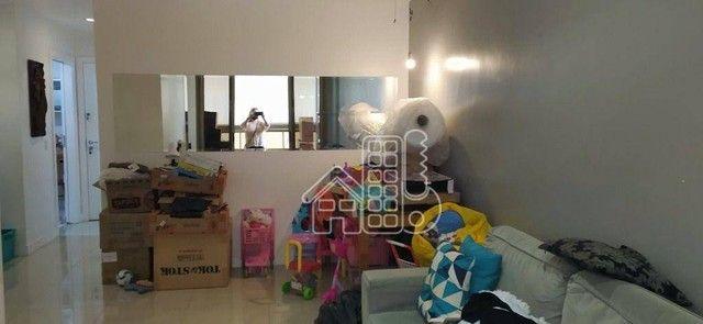 Apartamento com 3 dormitórios à venda, 98 m² por R$ 1.300.000,00 - Icaraí - Niterói/RJ - Foto 7