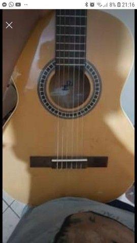 Vendo violão  da gianini - Foto 3