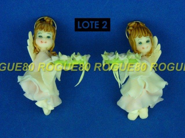 Anjos decorativos para velas - Foto 2