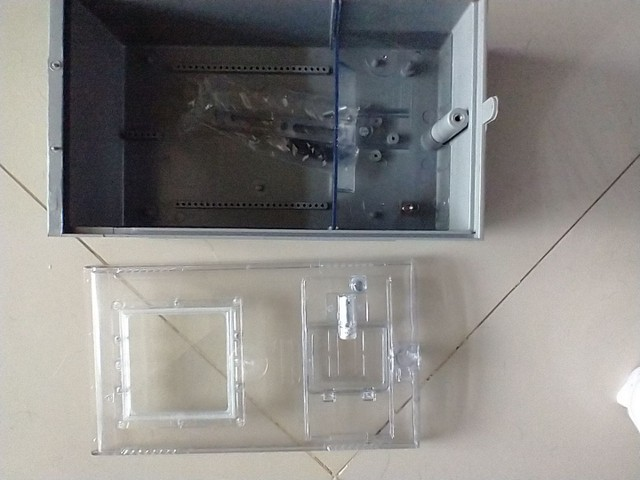 Caixa padrão Coelba monofásico - Foto 2
