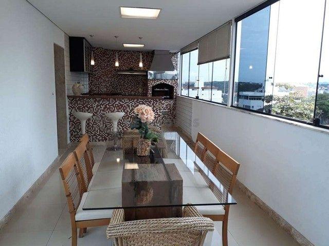 Apartamento à venda com 4 dormitórios em Liberdade, Belo horizonte cod:394024 - Foto 2