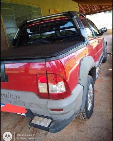 Vendo Fiat Strada Adventure 1.8 8V (Flex) (Cabine Dupla) 2010 - Foto 5
