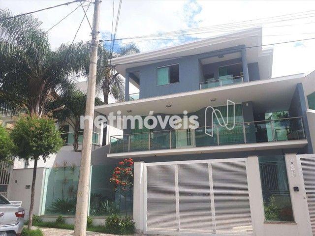 Casa de condomínio à venda com 4 dormitórios em Castelo, Belo horizonte cod:457943