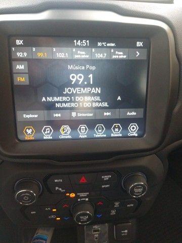 Jeep Renegade Limited 1.8 Único Dono - Garantia de Fábrica - 3.203km - Foto 11
