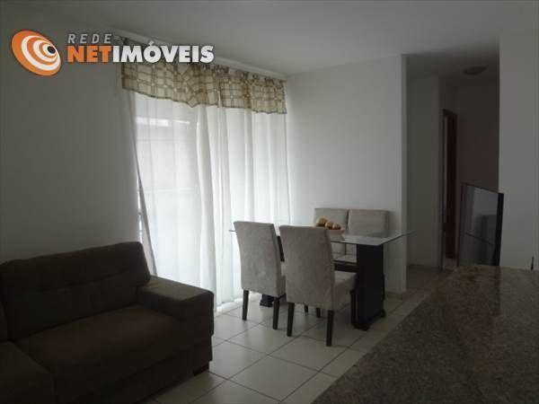 Apartamento à venda com 2 dormitórios em Paquetá, Belo horizonte cod:520666