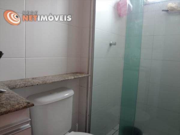 Apartamento à venda com 2 dormitórios em Paquetá, Belo horizonte cod:520666 - Foto 7