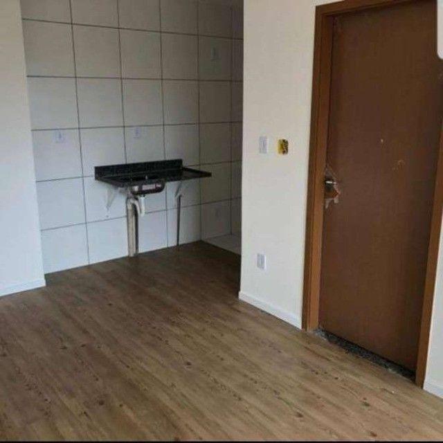 2 dormitorios conjugado Samambaia Norte pronto para morar - Foto 6