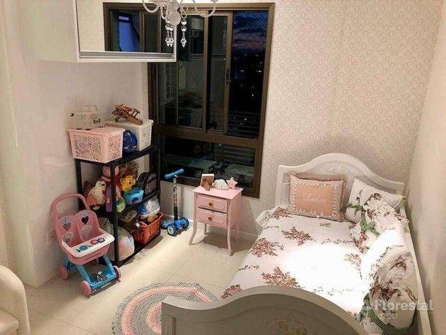 Apartamento 4 suítes alto padrão decorado com varanda/ Maison Biarritz Patamares Apt patam - Foto 5