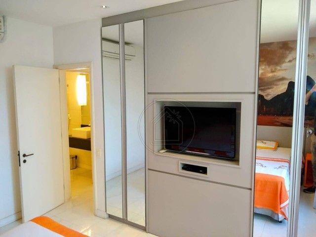 Flat com 1 dormitório à venda, 38 m² por R$ 1.400.000,00 - Leblon - Rio de Janeiro/RJ - Foto 15