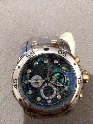 Vendo relógio invicta - Foto 5